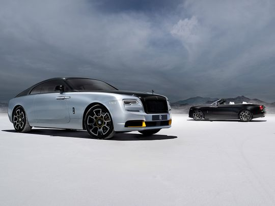 Rolls-Royce pays tribute to land speed records with new collection