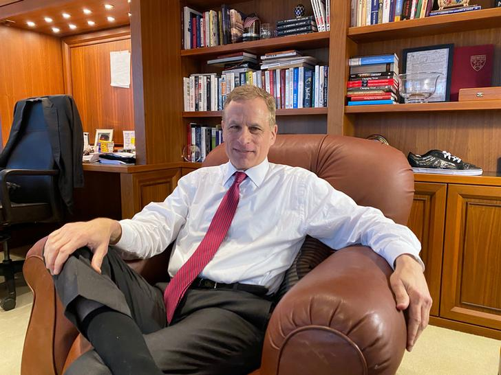 Reuters exclusively reports Fed's Kaplan wants bond-buying taper to start soon and be gradual