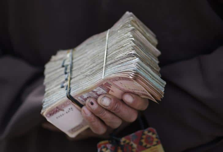 Reuters exclusively reports Taliban launch charm offensive with Afghan banks